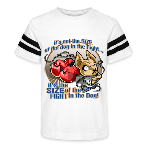 Rollin Low - Dog in the Fight - Kid's Vintage Sport T-Shirt