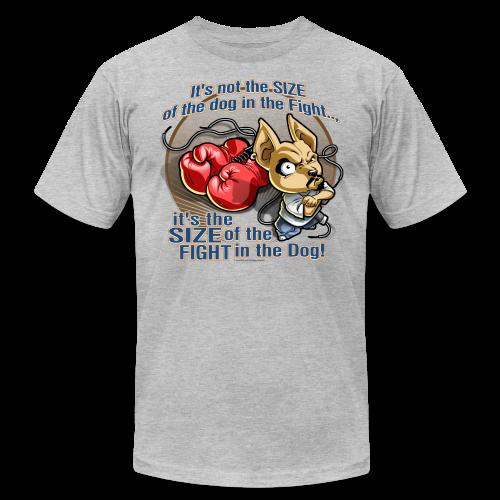 Rollin Low - Dog in the Fight - Men's Fine Jersey T-Shirt