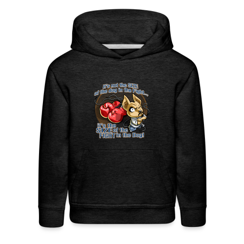 Rollin Low - Dog in the Fight - Kids' Premium Hoodie