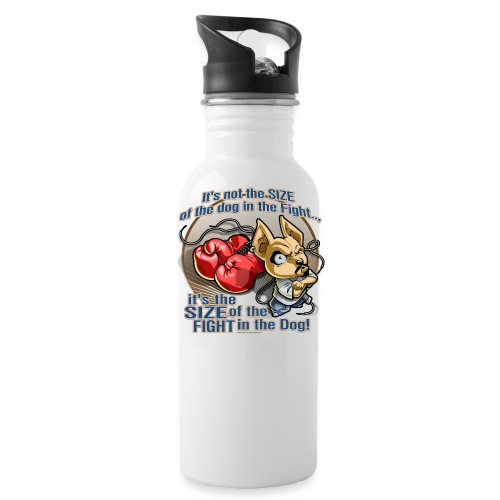 Rollin Low - Dog in the Fight - Water Bottle