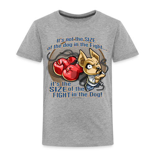 Rollin Low - Dog in the Fight - Toddler Premium T-Shirt