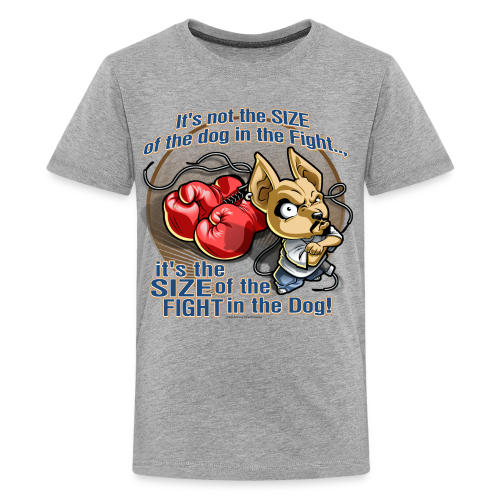Rollin Low - Dog in the Fight - Kids' Premium T-Shirt