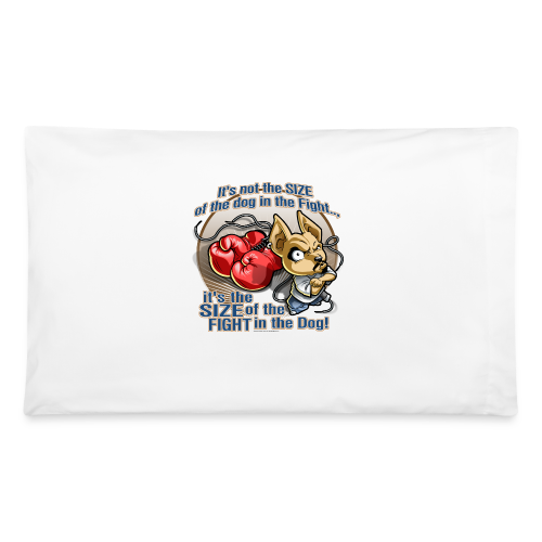 Rollin Low - Dog in the Fight - Pillowcase