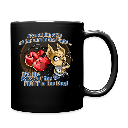 Rollin Low - Dog in the Fight - Full Color Mug