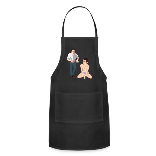 Mike and James - Adjustable Apron