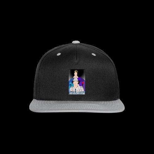 Mind Craft  - Snap-back Baseball Cap