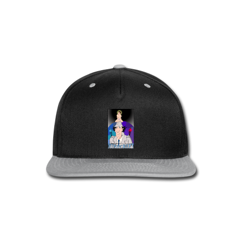 Mind Craft  - Snap-back Baseball Cap
