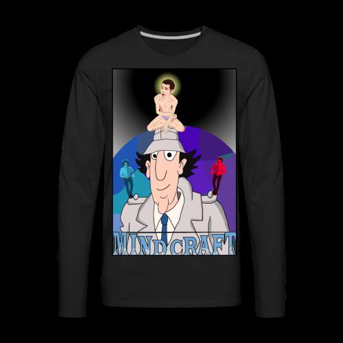 Mind Craft  - Men's Premium Long Sleeve T-Shirt