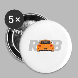 RWB Super Beetle Tee - Small Buttons