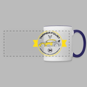TF 2015 Beetle Badge Tee - Panoramic Mug