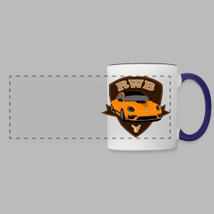 RWB Super Beetle Badge Tee - Panoramic Mug