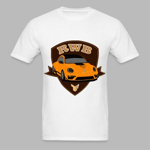 RWB Super Beetle Badge Tee - Men's T-Shirt
