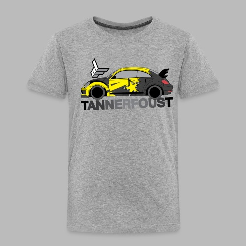 Kid's Tilted Foust Beetle Tee - Toddler Premium T-Shirt