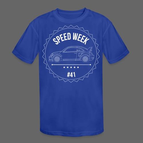Kid's Speed Week 41 - Kids' Moisture Wicking Performance T-Shirt