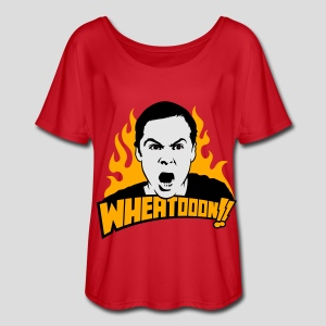 The Big Bang Theory: Wheaton - Women's Flowy T-Shirt