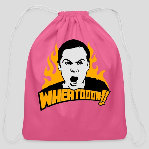 The Big Bang Theory: Wheaton - Cotton Drawstring Bag