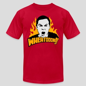 The Big Bang Theory: Wheaton - Men's Fine Jersey T-Shirt
