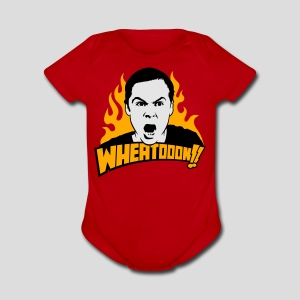 The Big Bang Theory: Wheaton - Short Sleeve Baby Bodysuit