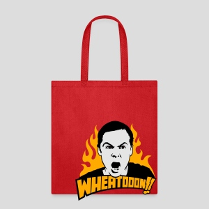 The Big Bang Theory: Wheaton - Tote Bag