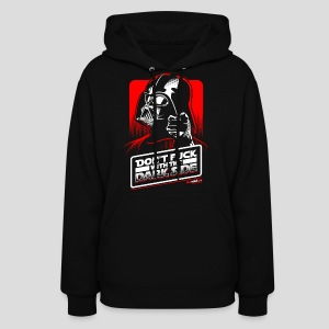 Star Wars: Don't Fuck with the Dark Side - Women's Hoodie
