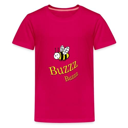 Bumble Bee Buzz - Kids' Premium T-Shirt