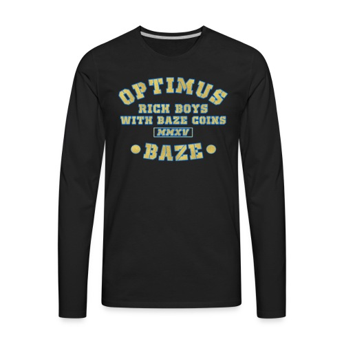 Rich Boys - Men's Premium Long Sleeve T-Shirt