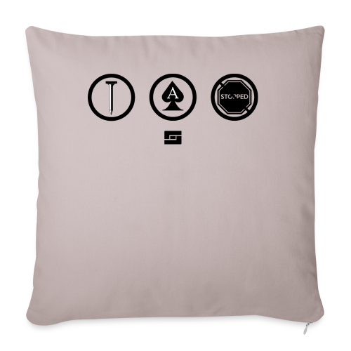 Women's #NACBS Shirt - Throw Pillow Cover