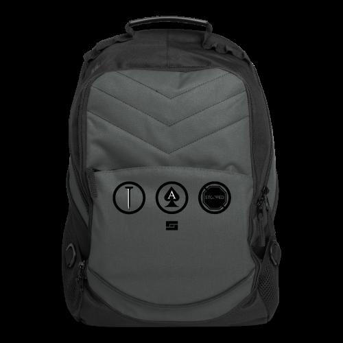 Women's #NACBS Shirt - Computer Backpack
