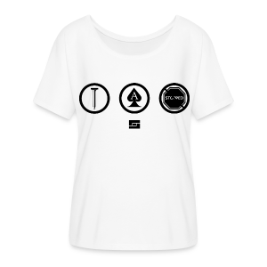 Women's #NACBS Shirt - Women's Flowy T-Shirt