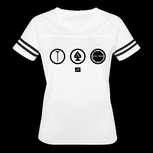 Women's #NACBS Shirt - Women's Vintage Sport T-Shirt