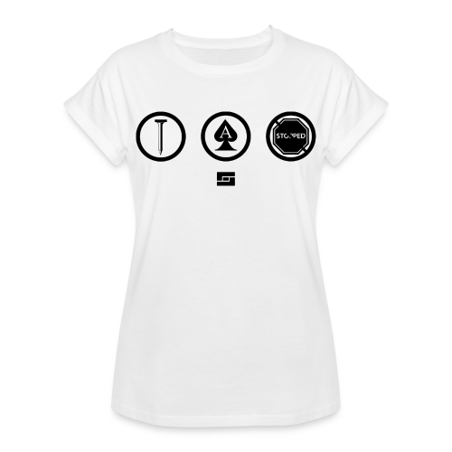 Women's #NACBS Shirt - Women's Relaxed Fit T-Shirt