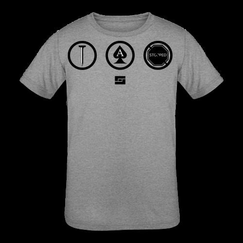 Women's #NACBS Shirt - Kid's Tri-Blend T-Shirt