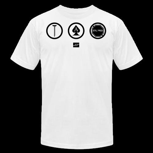 Women's #NACBS Shirt - Men's  Jersey T-Shirt