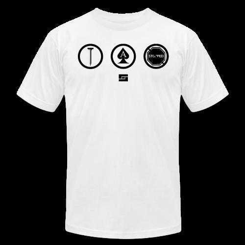 Women's #NACBS Shirt - Men's Fine Jersey T-Shirt