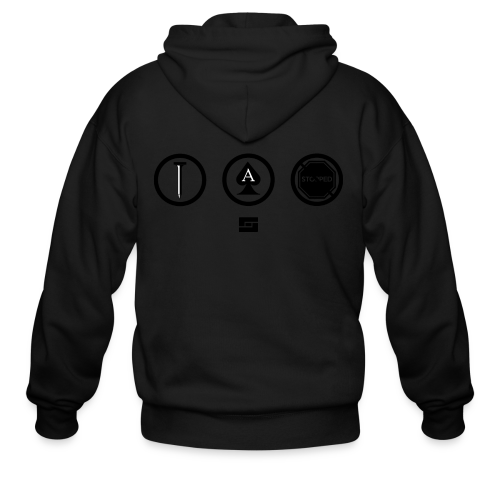 Women's #NACBS Shirt - Men's Zip Hoodie