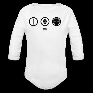Women's #NACBS Shirt - Long Sleeve Baby Bodysuit