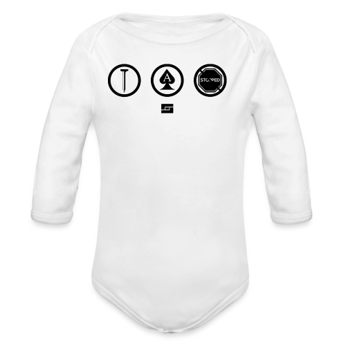 Women's #NACBS Shirt - Organic Long Sleeve Baby Bodysuit