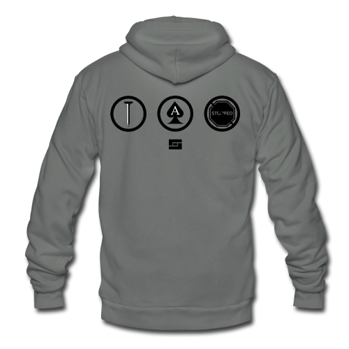 Women's #NACBS Shirt - Unisex Fleece Zip Hoodie