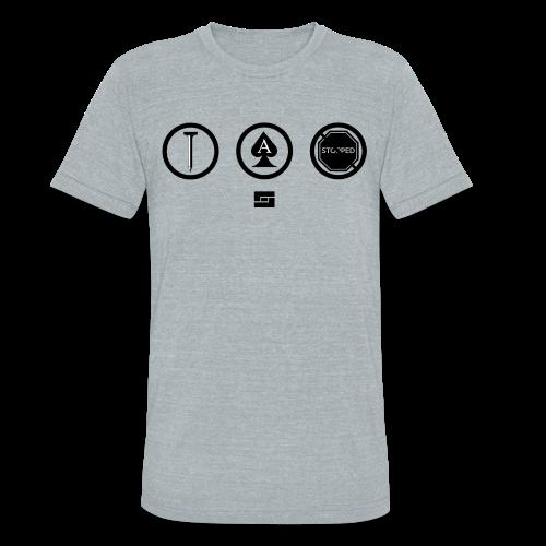 Women's #NACBS Shirt - Unisex Tri-Blend T-Shirt
