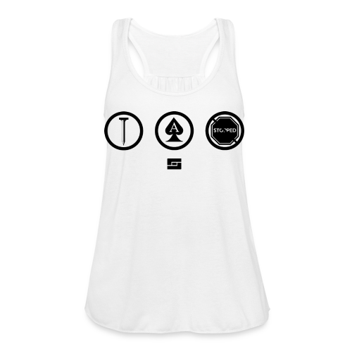 Women's #NACBS Shirt - Women's Flowy Tank Top by Bella