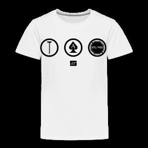 Women's #NACBS Shirt - Toddler Premium T-Shirt