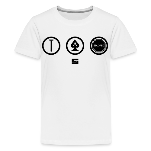 Women's #NACBS Shirt - Kids' Premium T-Shirt