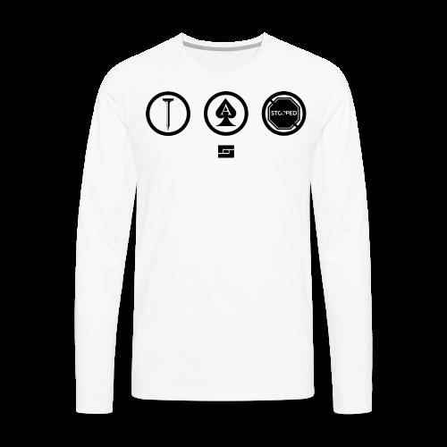 Women's #NACBS Shirt - Men's Premium Long Sleeve T-Shirt
