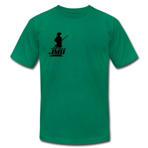 T-Shirt (Green) - Men's Fine Jersey T-Shirt