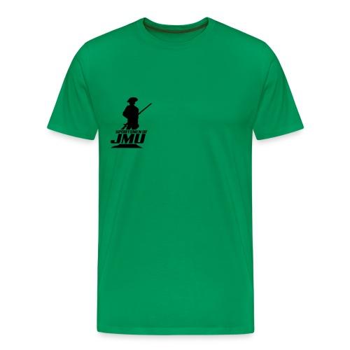 T-Shirt (Green) - Men's Premium T-Shirt