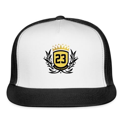 The King Of Basketball - Black - Trucker Cap