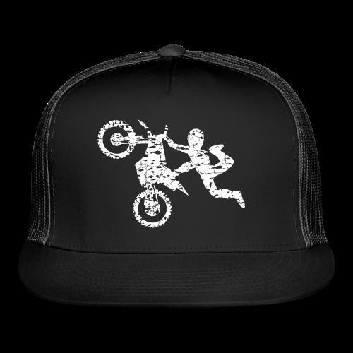 Freestyle Dirt Biker - Trucker Cap