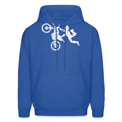 Freestyle Dirt Biker - Men's Hoodie