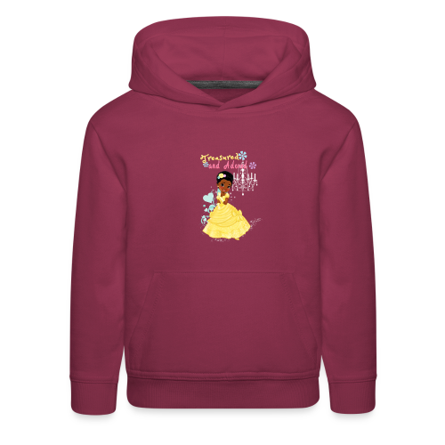 Treasured and Adored - Kids' Premium Hoodie