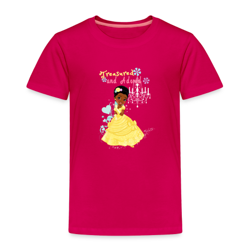 Treasured and Adored - Toddler Premium T-Shirt